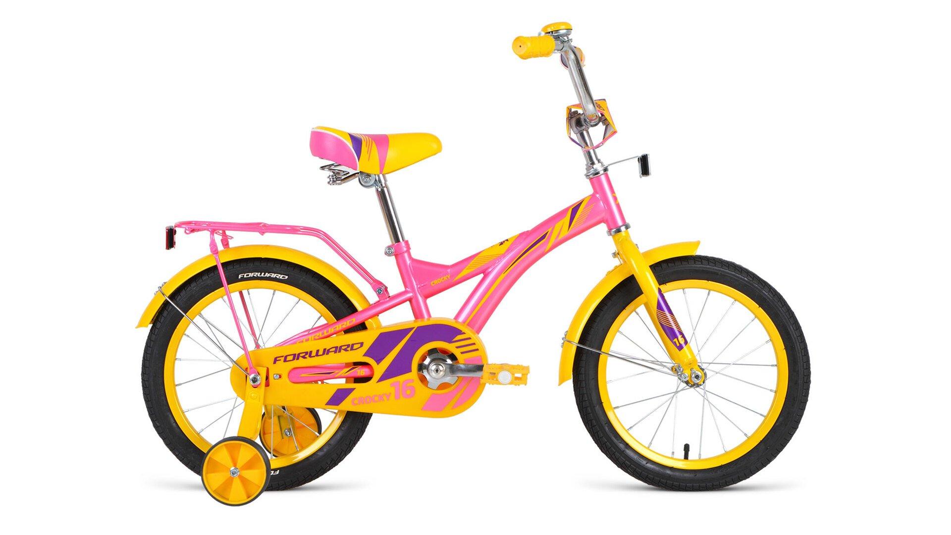 Купить Велосипед FORWARD Crocky 16 2019