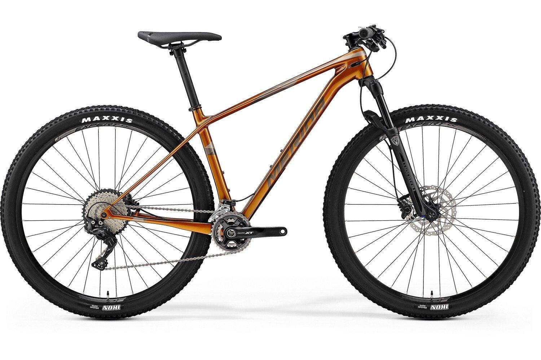 Купить Велосипед MERIDA Big. Nine 5000 2019