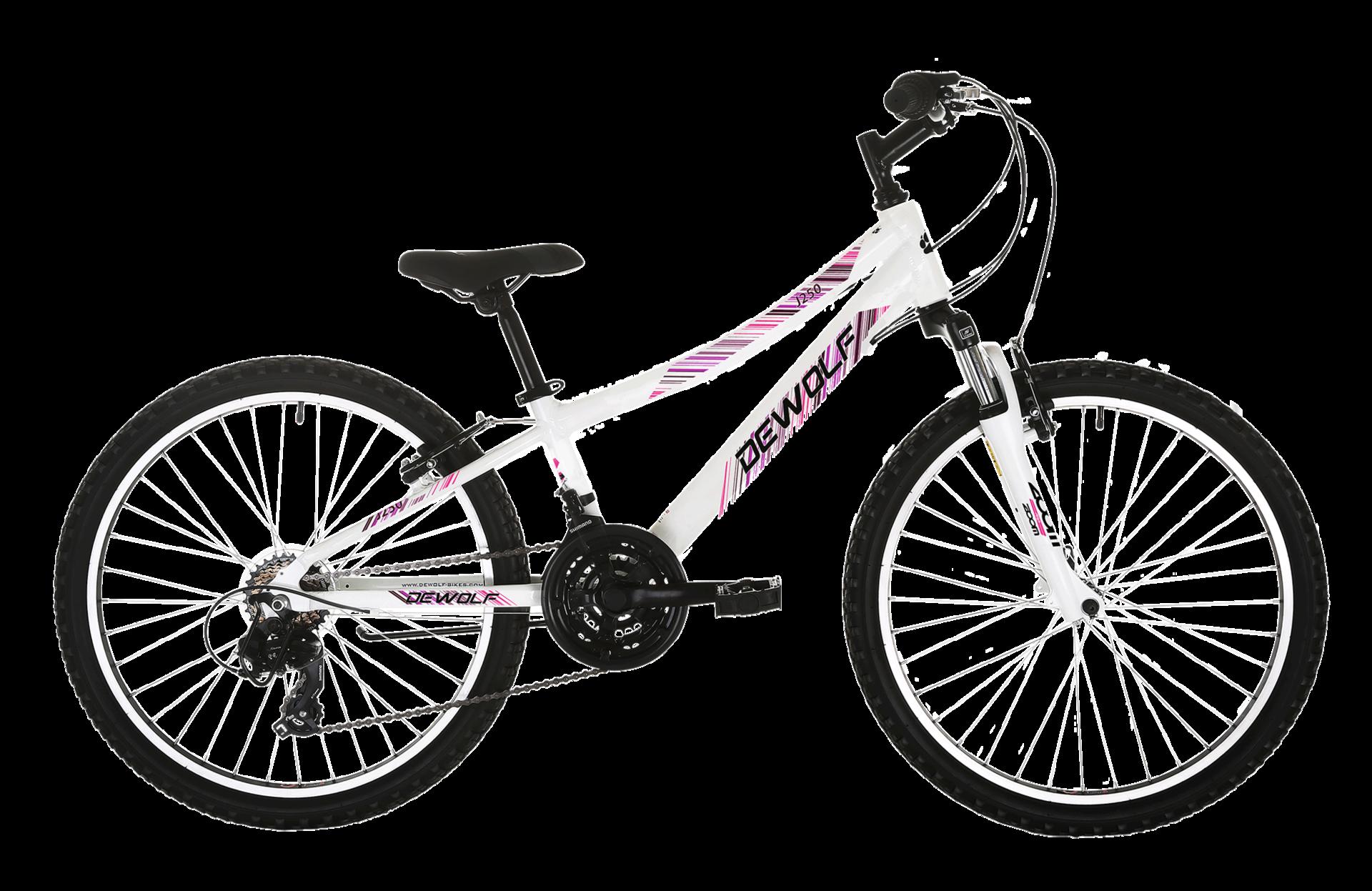 Купить Велосипед DEWOLF J250 GIRL 2018