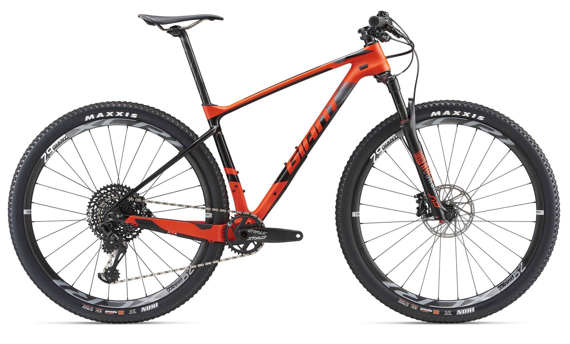 Купить Велосипед Giant XTC Advanced 29er 1 2018