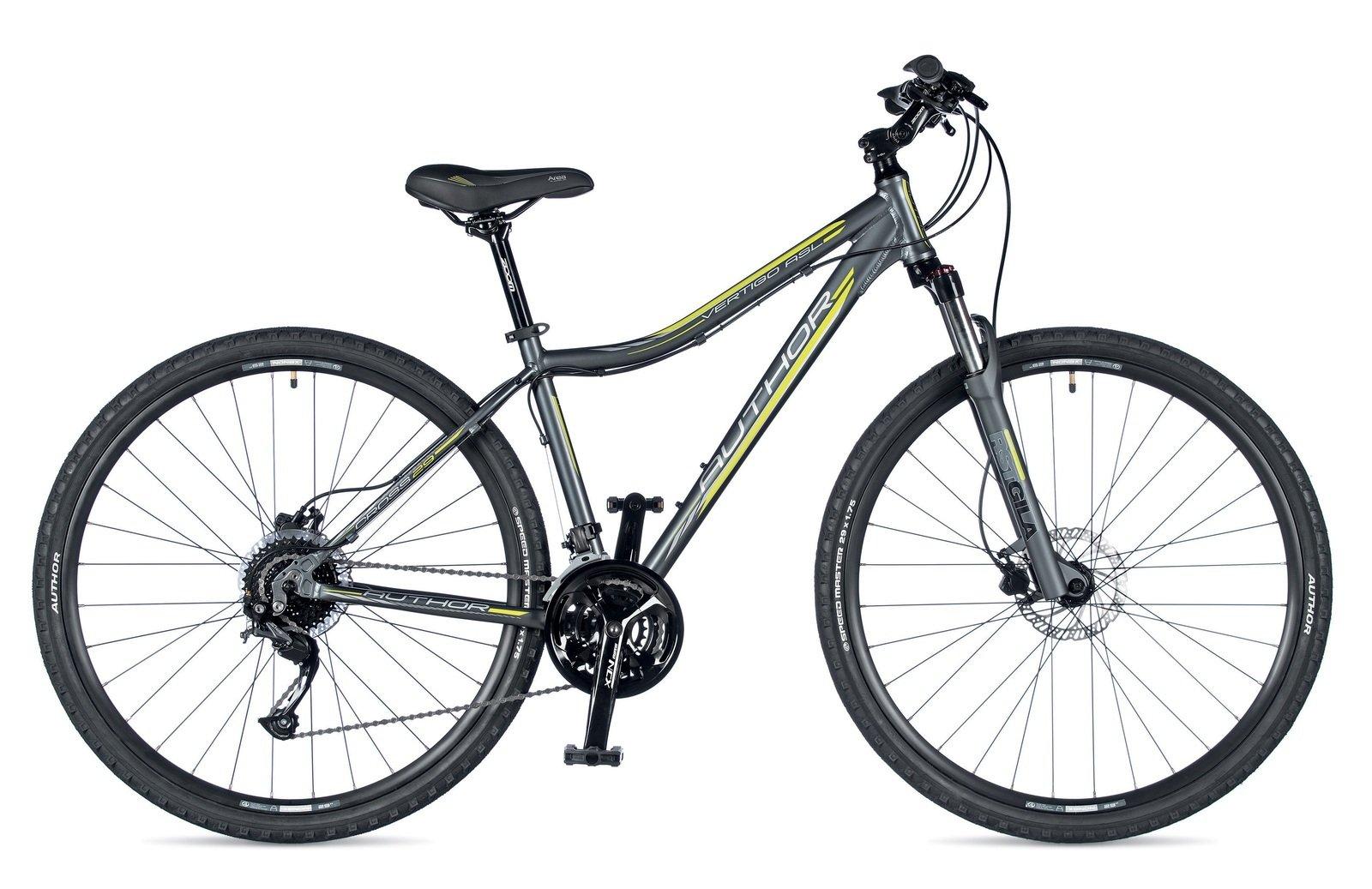 Купить Велосипед AUTHOR VERTIGO ASL 2019