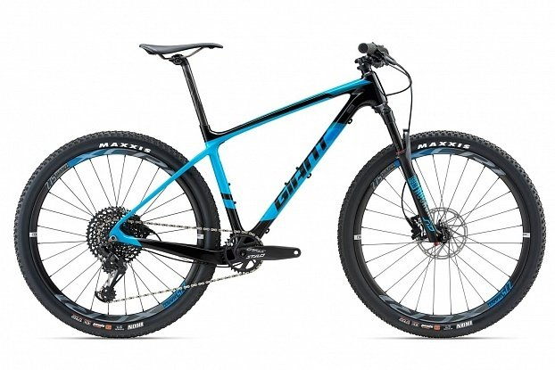 Купить Велосипед GIANT XTC Advanced 1 2018