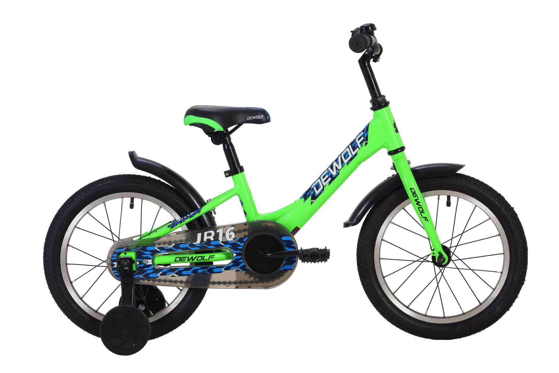 Купить Велосипед DEWOLF JR 16 BOY 2019