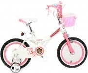 Royal Baby Princess Jenny Girl Steel 16""