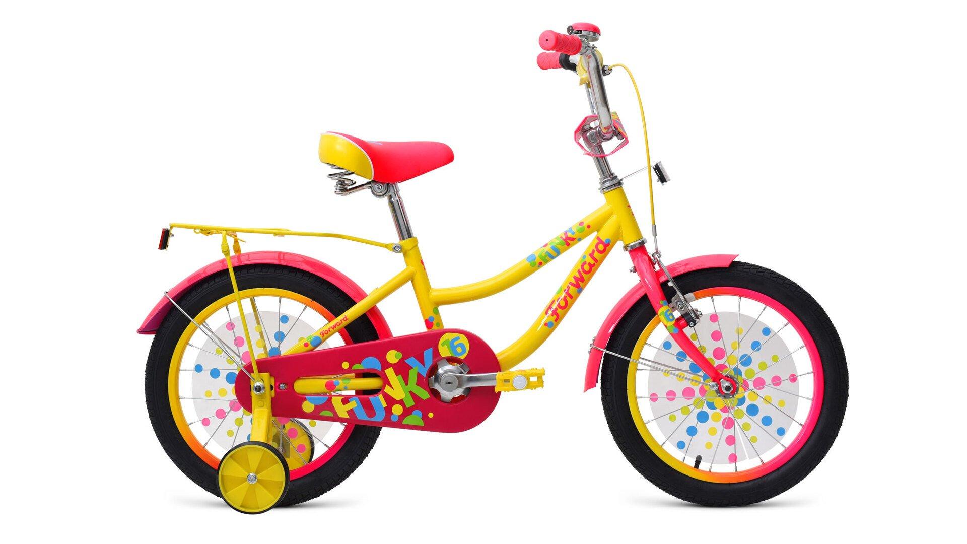 Купить Велосипед FORWARD Funky 16 2019