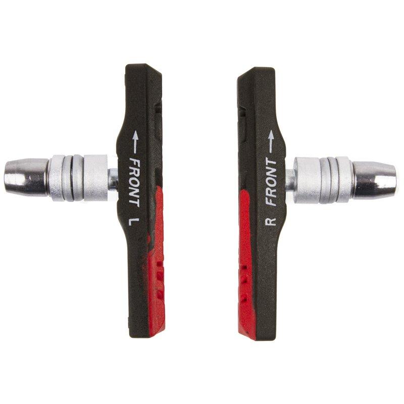 Тормозные колодки M-Wave BPR-VCDUAL 72 мм - СКИДКА 19%., И-0074624  - купить со скидкой