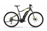 Электровелосипед HAIBIKE Sduro Cross 4.0 men 400Wh 10ск. 28 2018