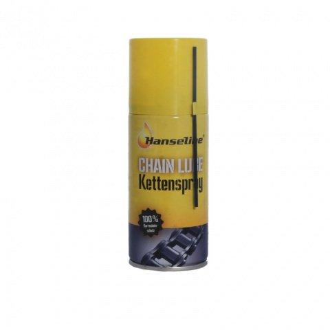 Спрей Hanseline для цепи CHAIN LUBE 150 мл.302128., И-0060418  - купить со скидкой