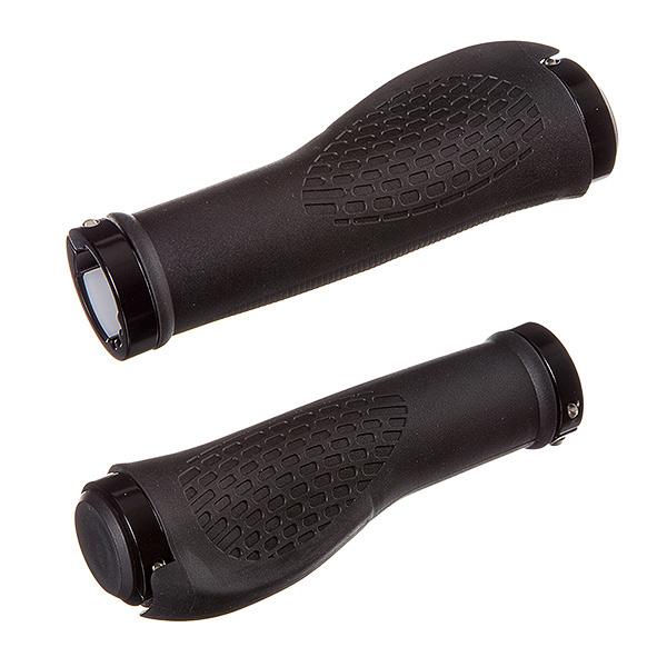 Грипсы STG JT-G6188, 130 мм, черные., ОПТ00003358  - купить со скидкой
