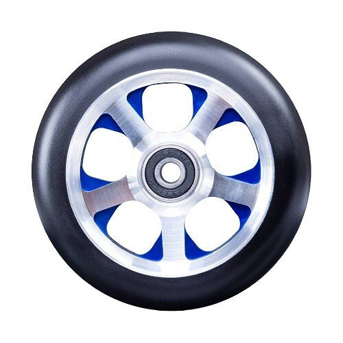 Колесо для трюкового самоката 110мм XAOS Chaser Blue., И-0068912  - купить со скидкой