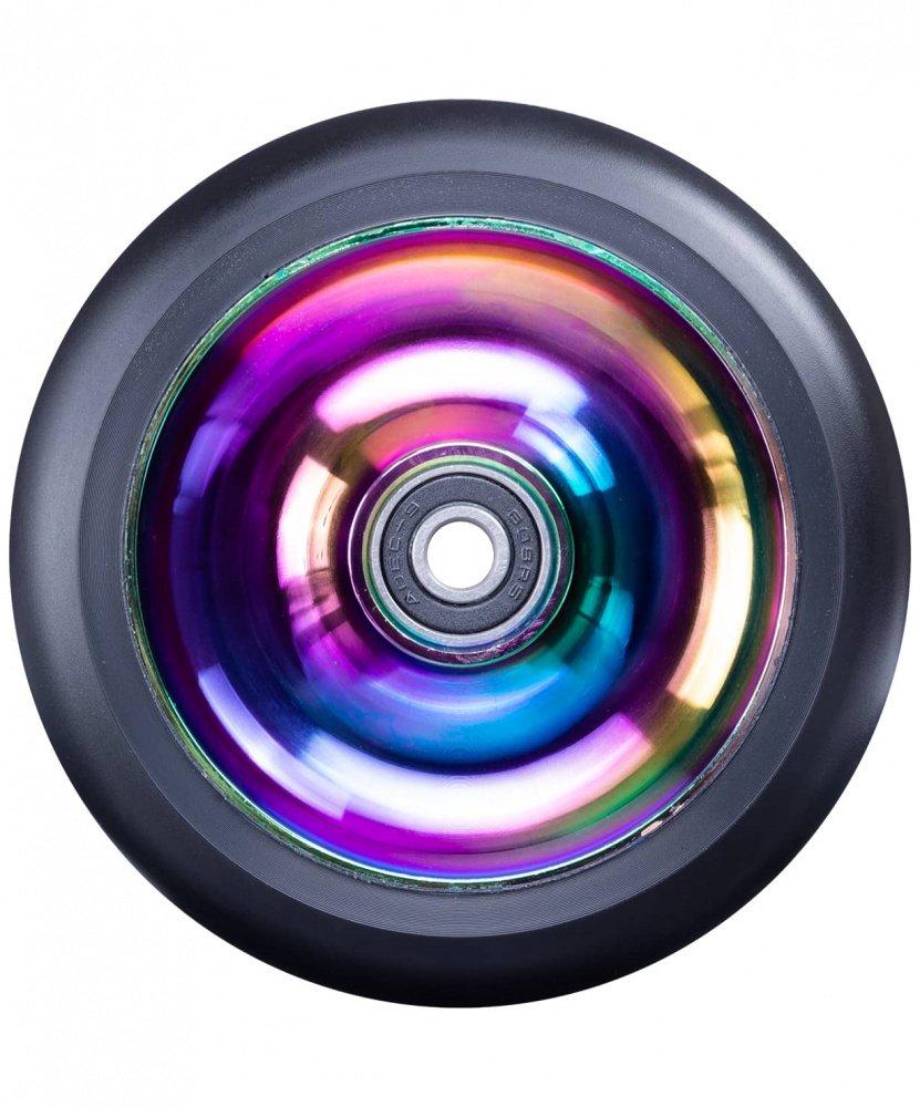 Колесо для трюкового самоката 110мм XAOS Immersive Rainbow., И-0068913  - купить со скидкой