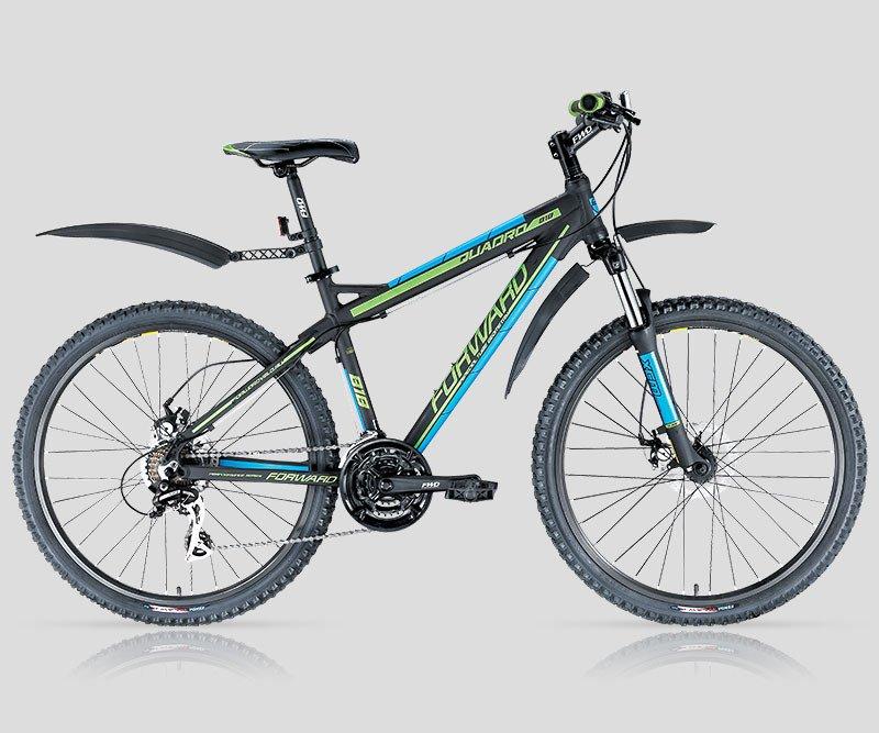 Купить Велосипед Forward QUADRO 818 disk 2015