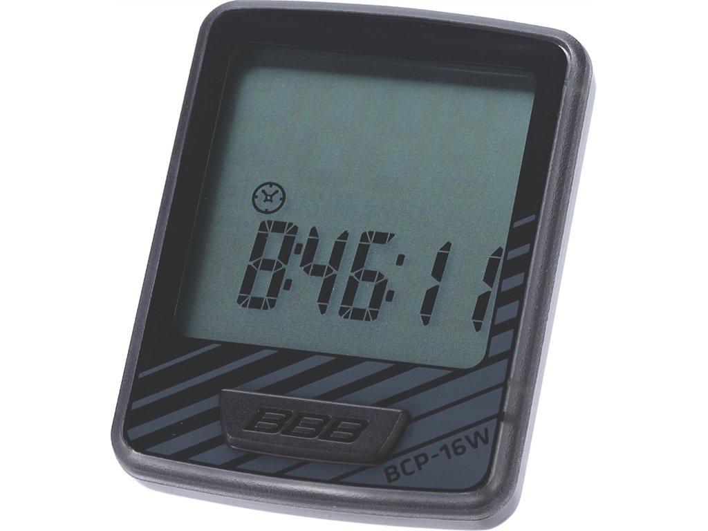 Велокомпьютер BBB DashBoard BCP-16W., И-0052742  - купить со скидкой