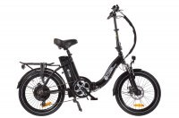 Электровелосипед Eltreco WAVE 500W SPOKE MATT BLACK