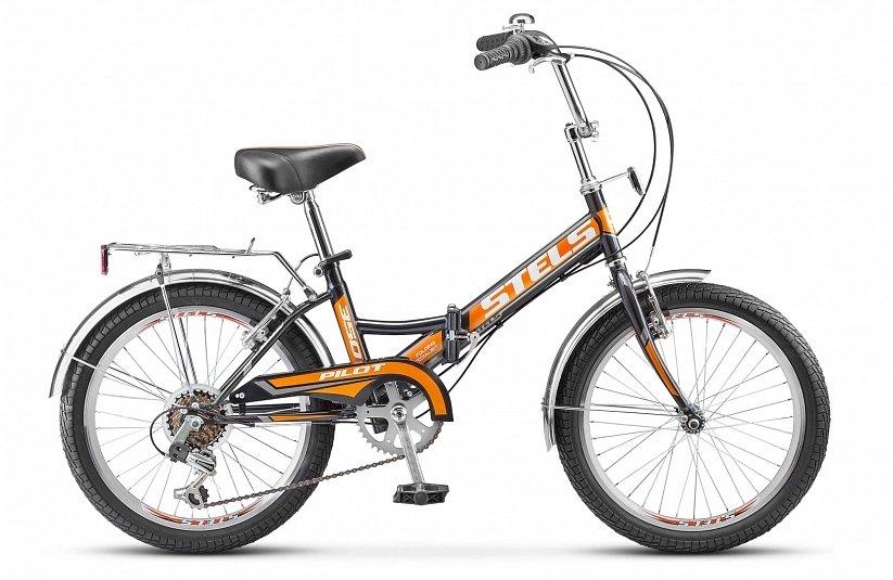 Купить Велосипед STELS Pilot 350 20 Z011 2019