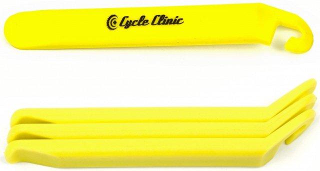 Монтировки 8-10091110 пластиковые CC TL4 эргоном. с крючками (3шт) желтые (50) AUTHOR - СКИДКА 17%., И-0037299  - купить со скидкой