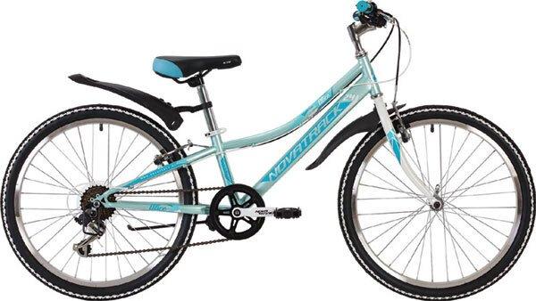 Купить Велосипед NOVATRACK Alice 6ск. 24 2019