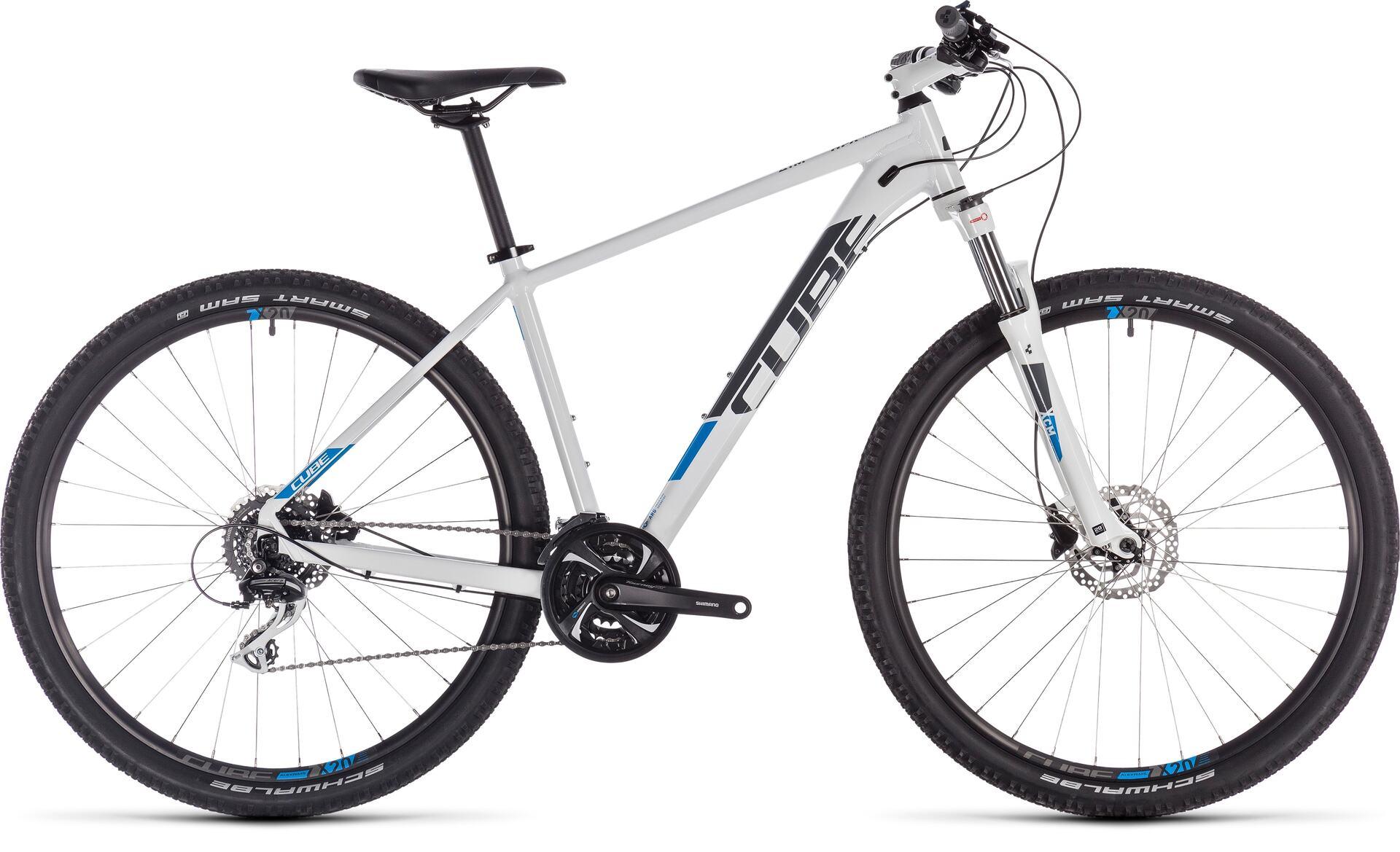 Купить Велосипед CUBE AIM RACE 27.5 2019