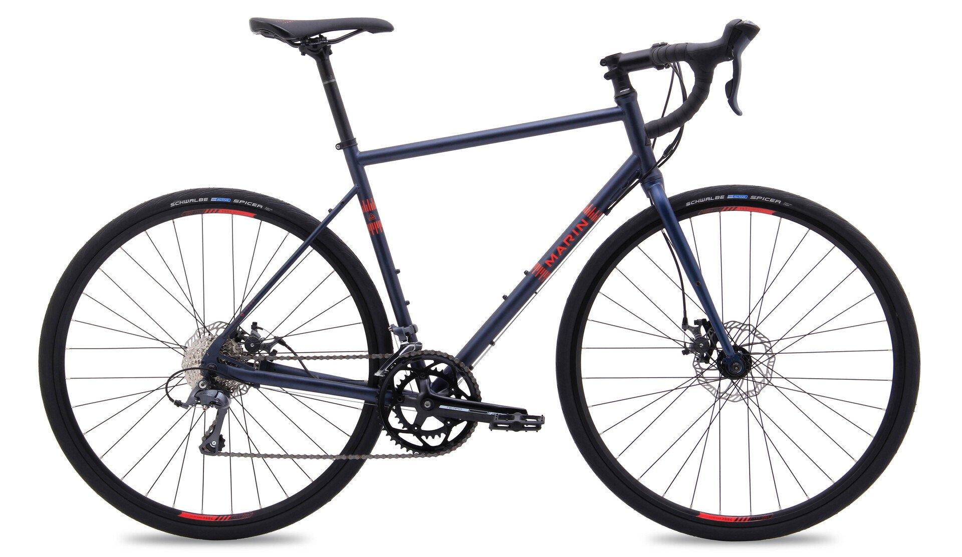 bd9ab7eafa4 Велосипед MARIN Nicasio Q 700C 2017 купить по выгодной цене ...