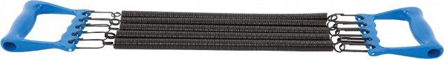 Эспандер плечевой 5 пружин IRON PEOPLE IR97701 /ручки пластик/., И-0068399  - купить со скидкой
