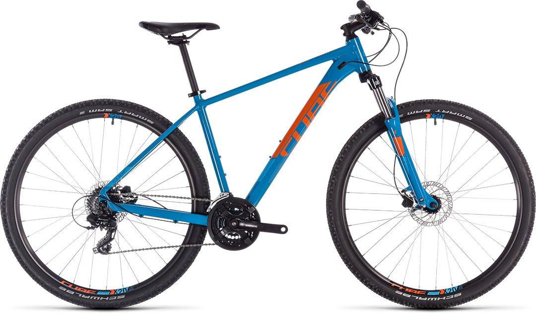 Купить Велосипед CUBE AIM PRO 27.5 2019