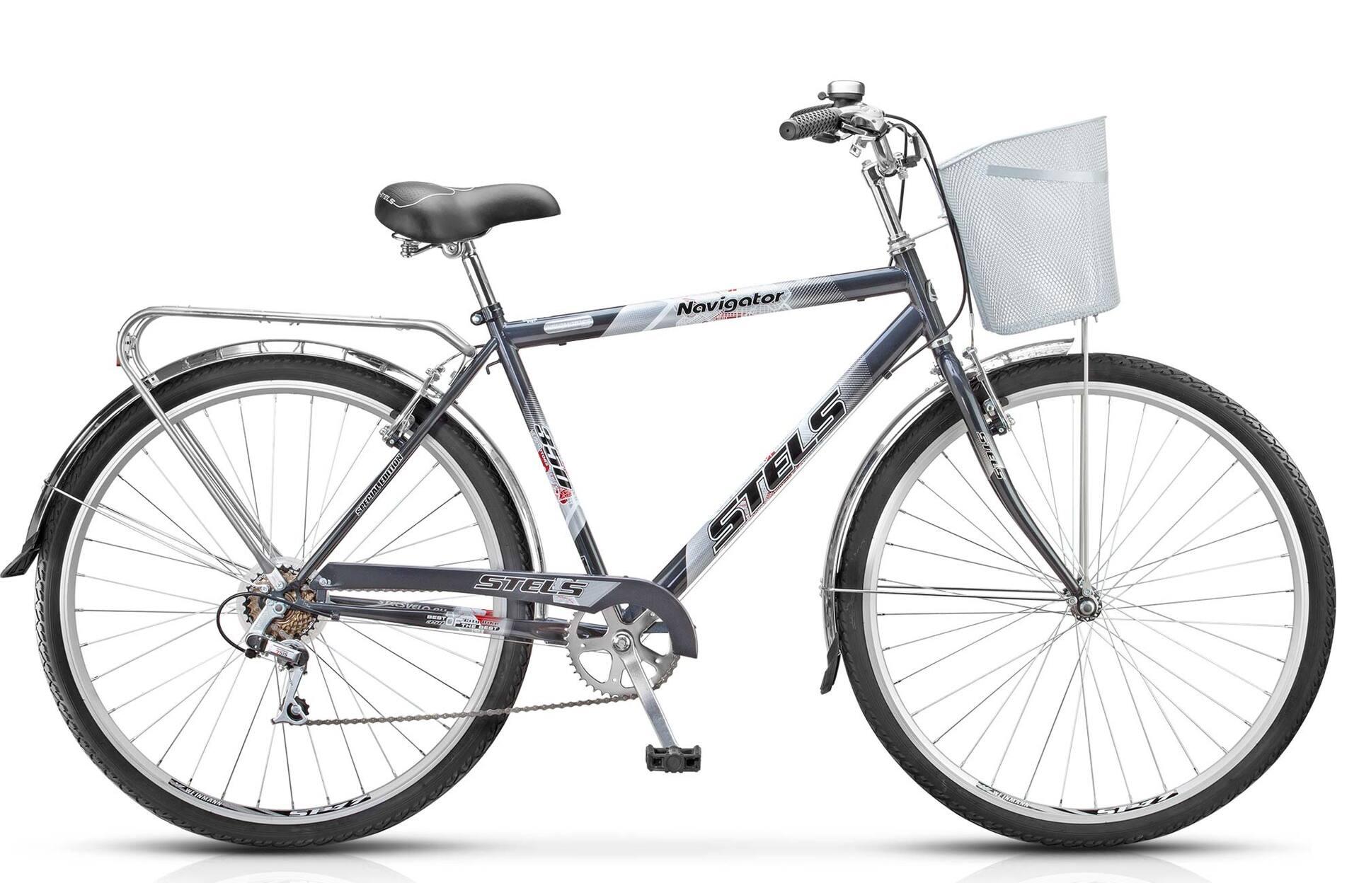 Купить Велосипед STELS Navigator 350 Gent 2017