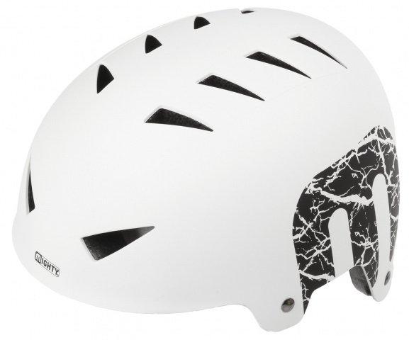 Купить Шлем 5-731223 универс/ВМХ/FREESTYLE 14отв. ABS-суперпрочн. 60-63см матово-белый MIGHTY X-STYLE