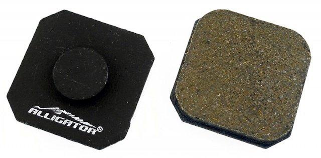 Тормозные колодки Alligator для Formula Evoluzione HK-BP005 - СКИДКА 88%., И-0020143  - купить со скидкой