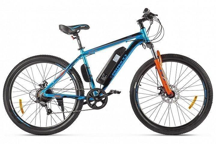 Электровелосипед Eltreco XT 600 Limited Edition - СКИДКА 17%., И-0069336  - купить со скидкой