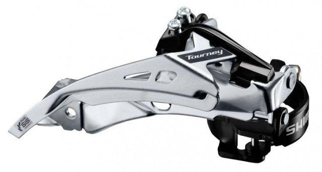 Переключатель передний Shimano FD-TY700 Tourney 7/8 скоростей., И-0052806  - купить со скидкой