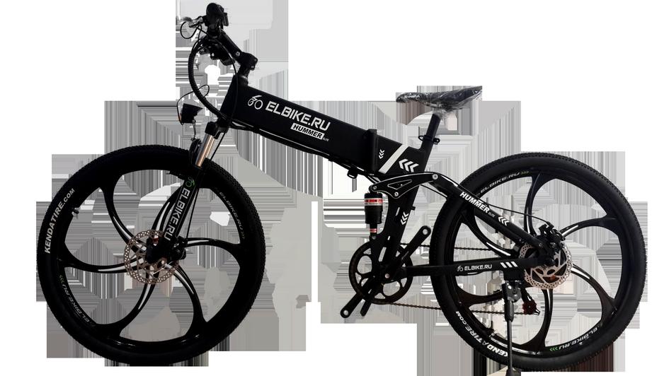 Электровелосипед Elbike Hummer Elite - СКИДКА 12% + ПОДАРОК., И-0038767  - купить со скидкой