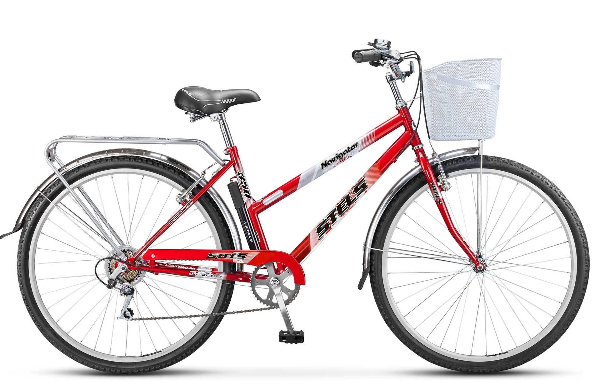 Купить Велосипед Stels Navigator 350 Lady 2017