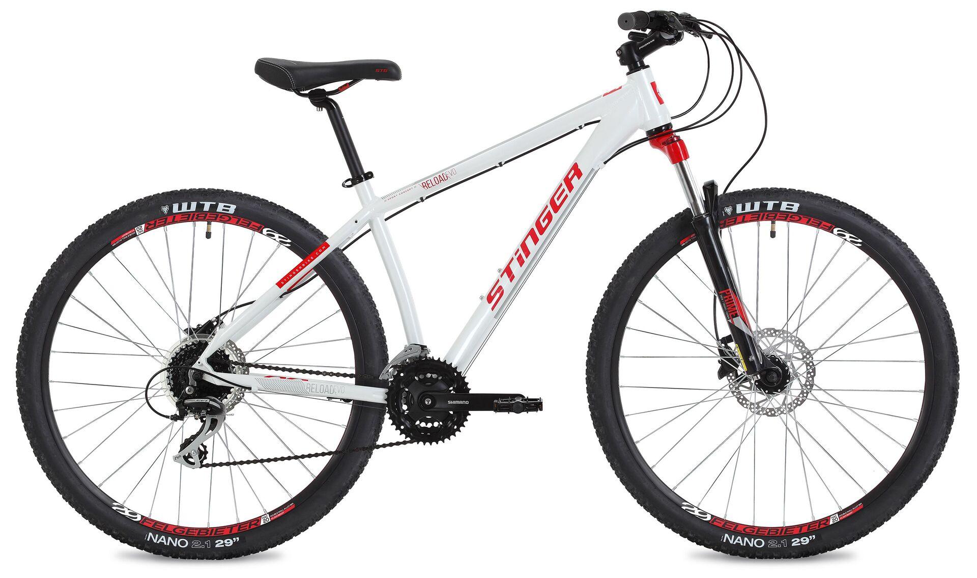 Купить Велосипед STINGER Reload Evo 29 2018