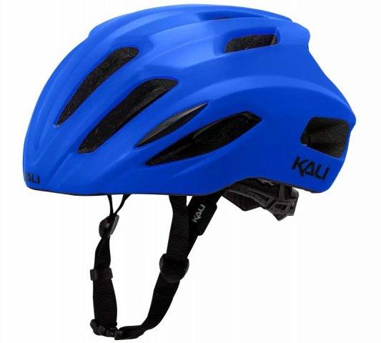 Шлем шоссе/ROAD PRIME SOLID Mat Blu 12отв. KALI - СКИДКА 14%., И-0060514  - купить со скидкой