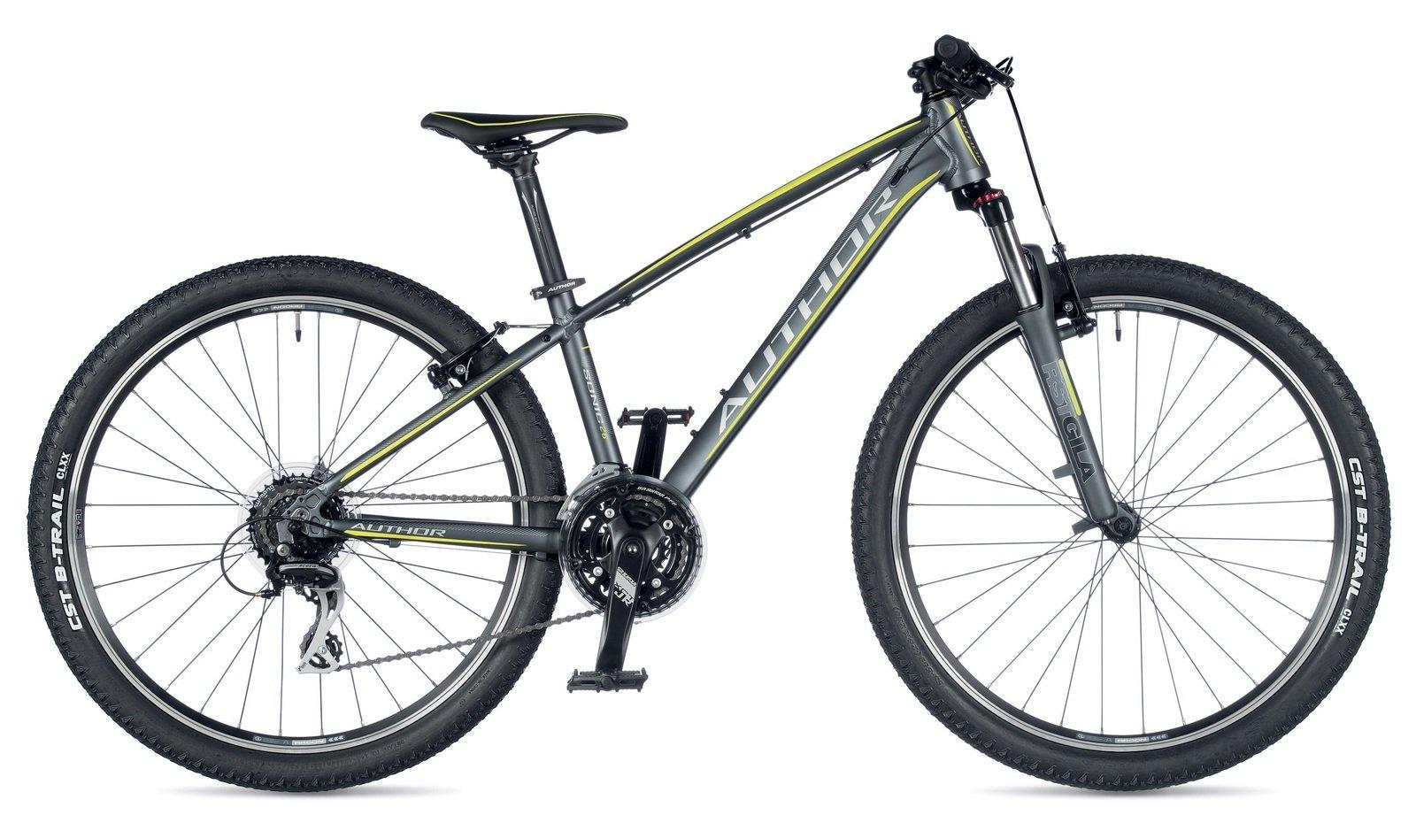 6a7ab1928748cf Велосипед AUTHOR SONIC 26 2019 - СКИДКА 14% + ПОДАРОК. Интернет ...
