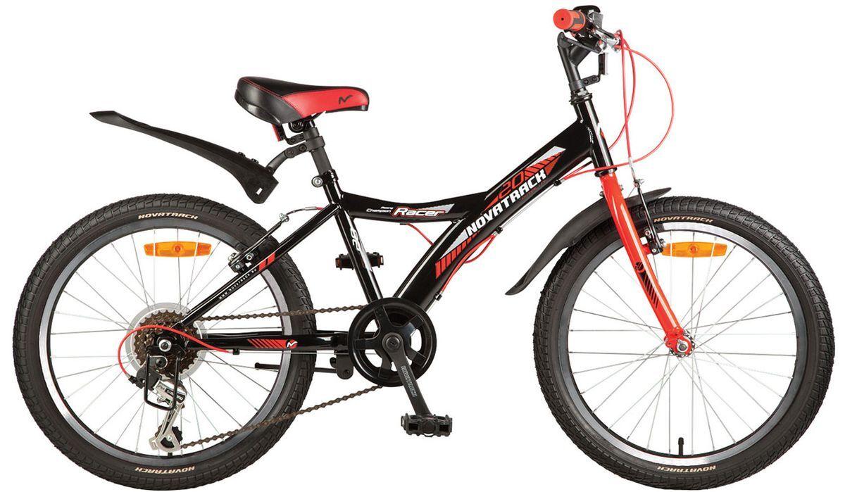 Купить Велосипед NOVATRACK Racer 20 2018