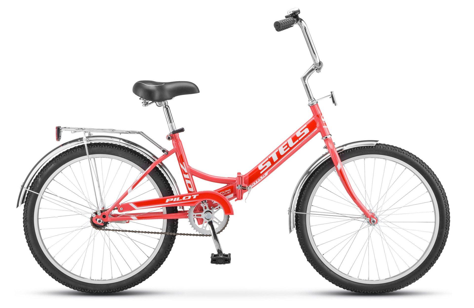Купить Велосипед Stels Pilot-710 24 2018