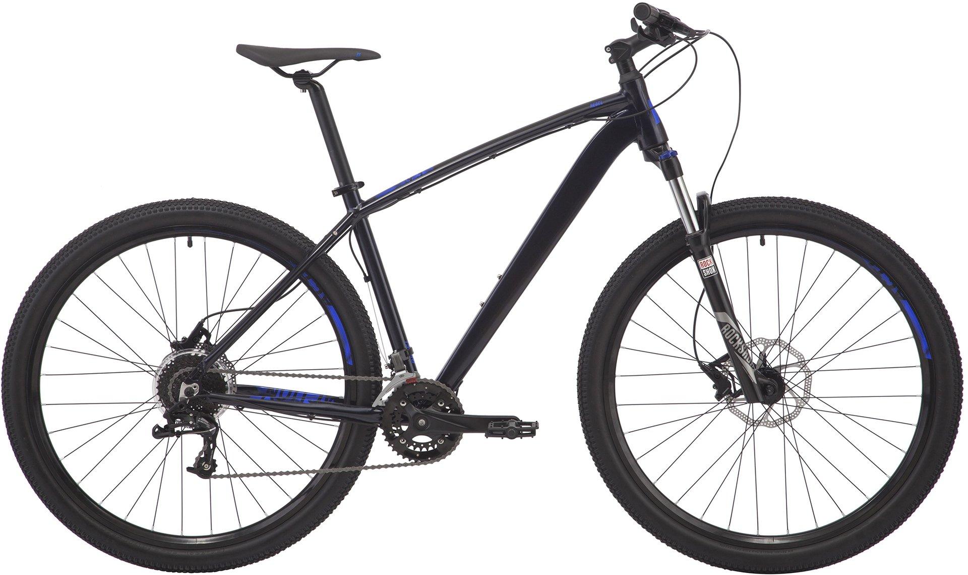 Купить Велосипед PRIDE Rebel 9.3 2018