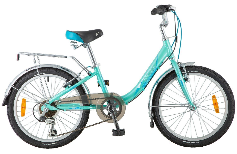 Купить Велосипед NOVATRACK Ancona 20 2018