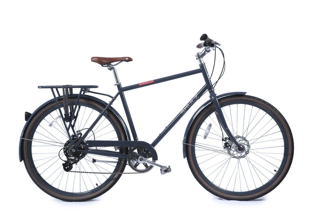 Купить Велосипед Shulz Roadkiller 7 Disk 2019