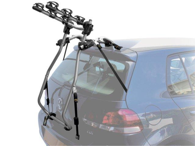 Автобагажник на заднюю дверь Peruzzo MILANO для 3 вел-дов весом до 15кг, труба D:30 мм, серый - СКИДКА 15%., И-0054650  - купить со скидкой