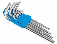 Купить Набор ключей Torx Kenli KL-9705T в клипсе., И-0073224