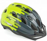 Купить Шлем 8-9090017 с сеточкой Trigger 175 Grey INMOLD подростковый 12отв. серо-желт. 52-56см (10) AUTHOR - СКИДКА 10%., И-0051084