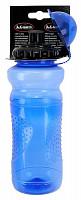 Купить Фляга 5-340304 пластик. 0,7л с крышкой (50) прозрачно-голубая M-WAVE - СКИДКА 16%., И-000003480