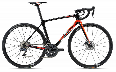 Велосипед Giant TCR Advanced Pro 0 Disc 2018