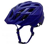Купить Шлем TRAIL/MTB CHAKRA SOLO Blu 21отв. L/LX 58-61см 292г. синий, CF. KALI - СКИДКА 21%., И-0066213