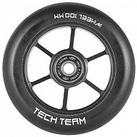 Купить Колесо для трюкового самоката 110мм TECH TEAM 6RT Garm., И-0069274