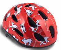 Купить Шлем 8-9090053 с сеточкой Floppy 142 Red детский 16отв. красный 48-54см (10) AUTHOR - СКИДКА 15%., И-0041853