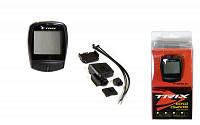 Купить Велокомпьютер Trix беспроводной, 18 функций, черный XC-B13-L., И-0069367