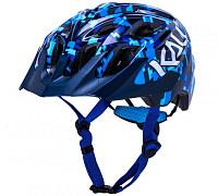 Купить Шлем KIDS CHAKRA YOUTH Pixel Blu 21отв. 52-57см 245г. СИНИЕ ПИКСЕЛИ, CF. KALI - СКИДКА 21%., И-0064669